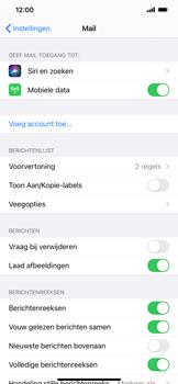Apple iPhone 11 - iOS 14 - e-mail - handmatig instellen - stap 4