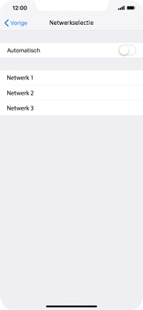 Apple iphone-xr-met-ios-12-model-a1984 - Buitenland - Bellen, sms en internet - Stap 7