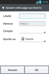 LG E610 Optimus L5 - Internet - navigation sur Internet - Étape 8