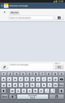 Samsung Galaxy Tab 3 8 4G - Contact, Appels, SMS/MMS - Envoyer un MMS - Étape 9