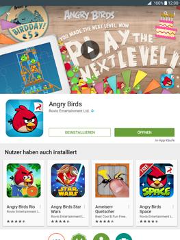 Samsung Galaxy Tab A 9.7 - Apps - Herunterladen - 19 / 20