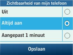 Samsung C3500 Chat 350 - bluetooth - aanzetten - stap 6