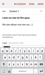 Samsung J120 Galaxy J1 (2016) - E-mail - E-mails verzenden - Stap 18