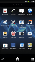 Sony Xperia Sola - Internet - Apn-Einstellungen - 1 / 1