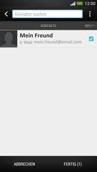 HTC One - E-Mail - E-Mail versenden - 7 / 18