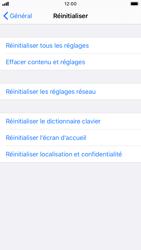 Apple iPhone 7 - iOS 13 - Appareil - Restauration d