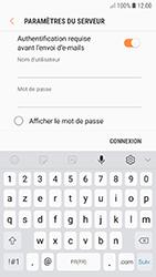 Samsung A320F Galaxy A3 (2017) - Android Oreo - E-mail - Configuration manuelle - Étape 13