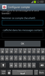 Samsung S7710 Galaxy Xcover 2 - E-mail - Configuration manuelle - Étape 18