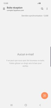 Samsung Galaxy S10 Plus - E-mails - Ajouter ou modifier votre compte Yahoo - Étape 5