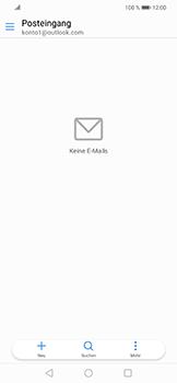 Huawei Nova 3 - E-Mail - Konto einrichten (outlook) - Schritt 8