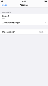 Apple iPhone 6s Plus - iOS 14 - E-Mail - Manuelle Konfiguration - Schritt 16