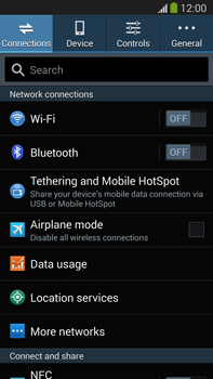 Samsung Galaxy Note III LTE - Applications - How to uninstall an app - Step 4