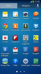 Samsung C105 Galaxy S IV Zoom LTE - MMS - handmatig instellen - Stap 3