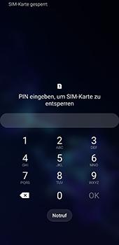 Samsung Galaxy S9 - Android Pie - Gerät - Einen Soft-Reset durchführen - Schritt 4