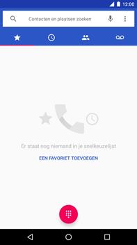 Huawei Nexus 6P - Android Oreo - Voicemail - Handmatig instellen - Stap 4