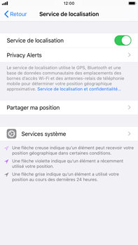 Apple iPhone 7 Plus - iOS 13 - Appareil - activéz
