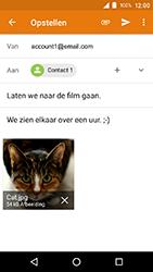 Crosscall Action X3 - E-mail - e-mail versturen - Stap 14