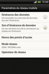 HTC A320e Desire C - Internet - configuration manuelle - Étape 7
