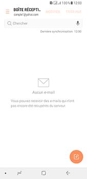 Samsung Galaxy A8 (2018) - E-mail - Configuration manuelle (yahoo) - Étape 6