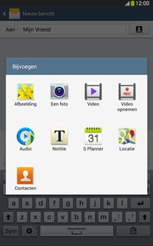 Samsung T315 Galaxy Tab 3 8-0 LTE - MMS - afbeeldingen verzenden - Stap 13
