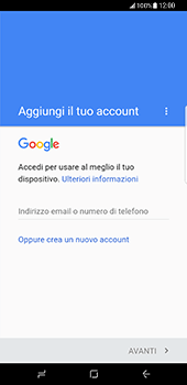 Samsung Galaxy S8 Plus - E-mail - 032a. Email wizard - Gmail - Fase 9