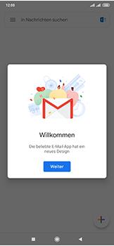 Xiaomi Mi Mix 3 5G - E-Mail - 032c. Email wizard - Outlook - Schritt 14