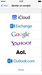 Apple iPhone 5s - E-mail - Configuration manuelle - Étape 6