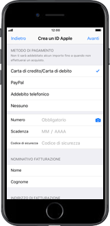 Apple iPhone 8 - iOS 12 - Applicazioni - Configurazione del negozio applicazioni - Fase 14