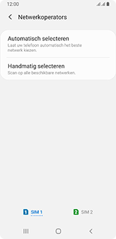 Samsung galaxy-a8-2018-sm-a530f-android-pie - Buitenland - Bellen, sms en internet - Stap 7