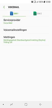 Samsung galaxy-a6-sm-a600fn-ds - Voicemail - Handmatig instellen - Stap 7