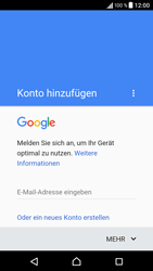 Sony F3111 Xperia XA - E-Mail - Konto einrichten (gmail) - Schritt 10