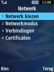 Samsung B2710 Xcover 271 - Buitenland - Bellen, sms en internet - Stap 5