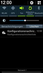 Samsung Galaxy Ace 3 - Internet - Automatische Konfiguration - 2 / 2