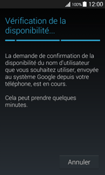 Samsung G357 Galaxy Ace 4 - Applications - Créer un compte - Étape 11