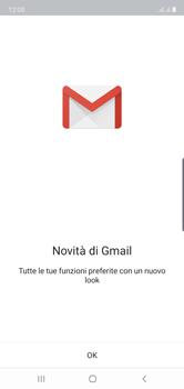 Samsung Galaxy Note 10 - E-mail - configurazione manuale - Fase 5