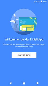 Sony Xperia XZ2 Premium - E-Mail - Konto einrichten (outlook) - Schritt 4