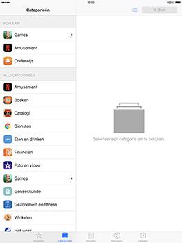 Apple ipad-pro-9-7-inch-met-ios10-model-a1674 - Applicaties - Downloaden - Stap 4