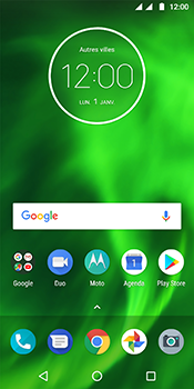 Motorola Moto G6 - Applications - Supprimer une application - Étape 2