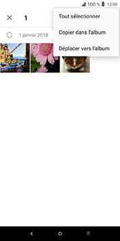 Alcatel 3L - Photos, vidéos, musique - Envoyer une photo via Bluetooth - Étape 7