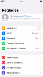 Apple iPhone 8 - iOS 13 - Données - Créer une sauvegarde avec votre compte - Étape 3