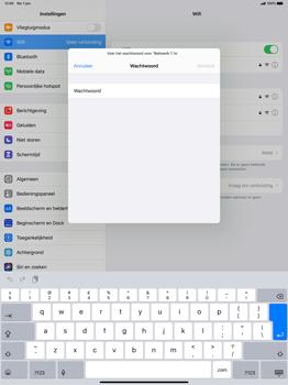 Apple iPad Pro 12.9 inch 4th generation (2020) (Model A2232) - WiFi - Handmatig instellen - Stap 6