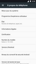 Nokia 3 - Logiciels - Installation de mises à jour - Étape 5