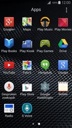 Samsung I9195i Galaxy S4 mini VE - Applicaties - Account aanmaken - Stap 3