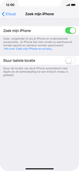 Apple iPhone XS - Toestel - stel