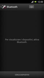 Sony Xperia J - Bluetooth - Collegamento dei dispositivi - Fase 5