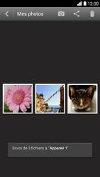 Bouygues Telecom Ultym 5 - Photos, vidéos, musique - Envoyer une photo via Bluetooth - Étape 10