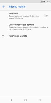 Nokia 7 Plus - Aller plus loin - Désactiver les données à l'étranger - Étape 7