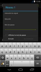 Acer Liquid Jade - WiFi - configuration du WiFi - Étape 7