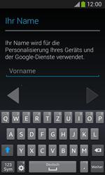 Samsung G3500 Galaxy Core Plus - Apps - Konto anlegen und einrichten - Schritt 5