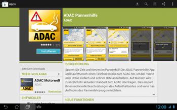 Asus Padfone 2 - Apps - Herunterladen - 23 / 27